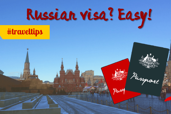 Russia without visa : how