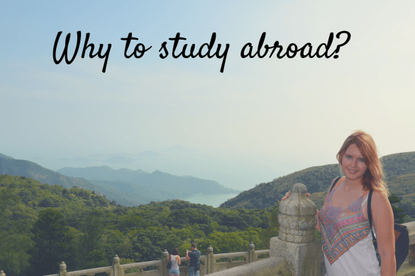 Why to study abroad?