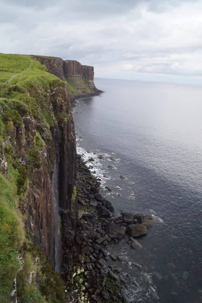 The Kilt Rock, Isle of Skye, Scotland