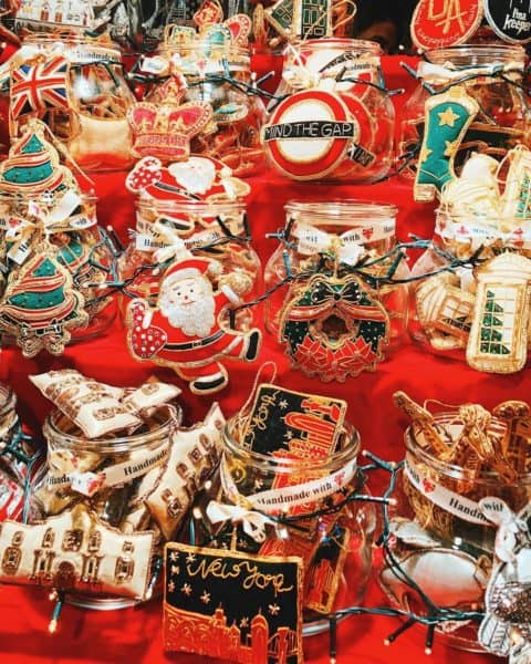 Best Christmas spots to visit in London | Christmas Markets, Lights & Shops