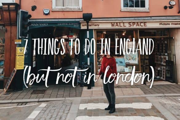 7 Things To Do In England (But Not In London) | Tripsget Travel Blog