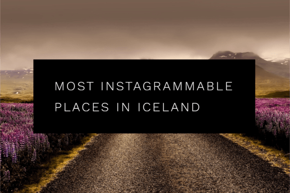 Most Instagrammable places in Iceland