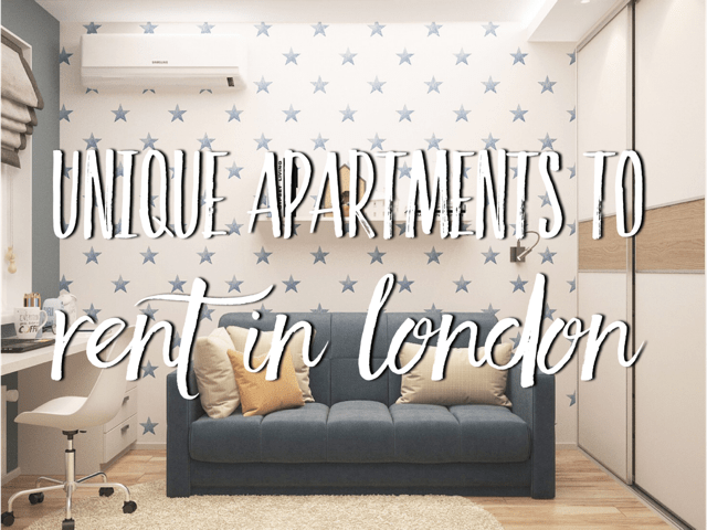 Unique apartments to rent in London | Find your perfect homestay
