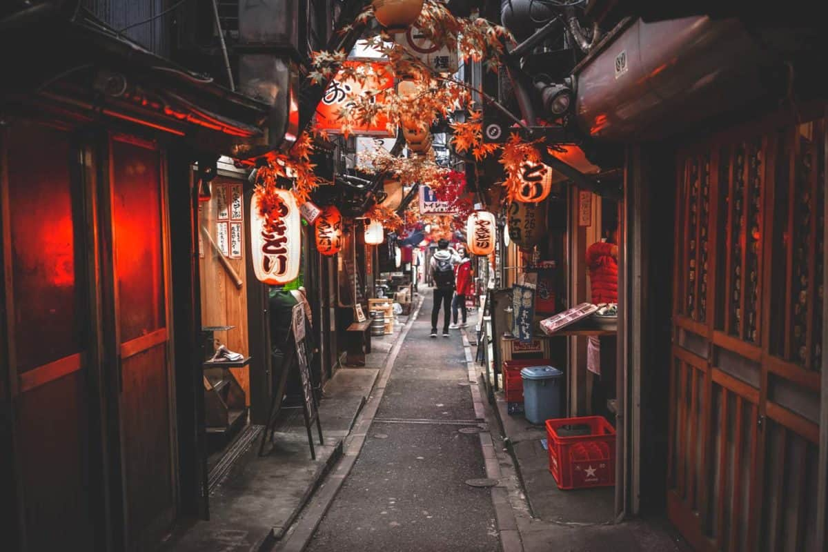 Most Instagrammable places in Tokyo, Japan - Tokyo photo locations