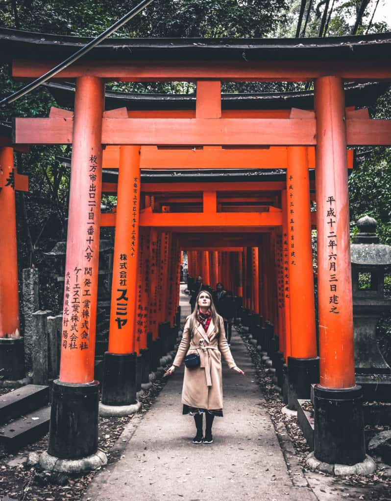 1 week in Japan: super fast itinerary