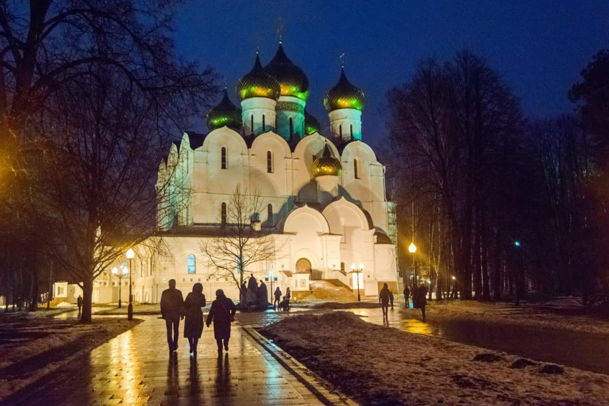 Yaroslavl -one of the best cities to visit in Russia