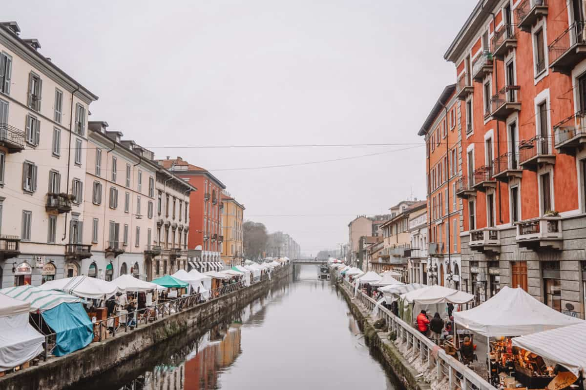 Photo locations in Milan