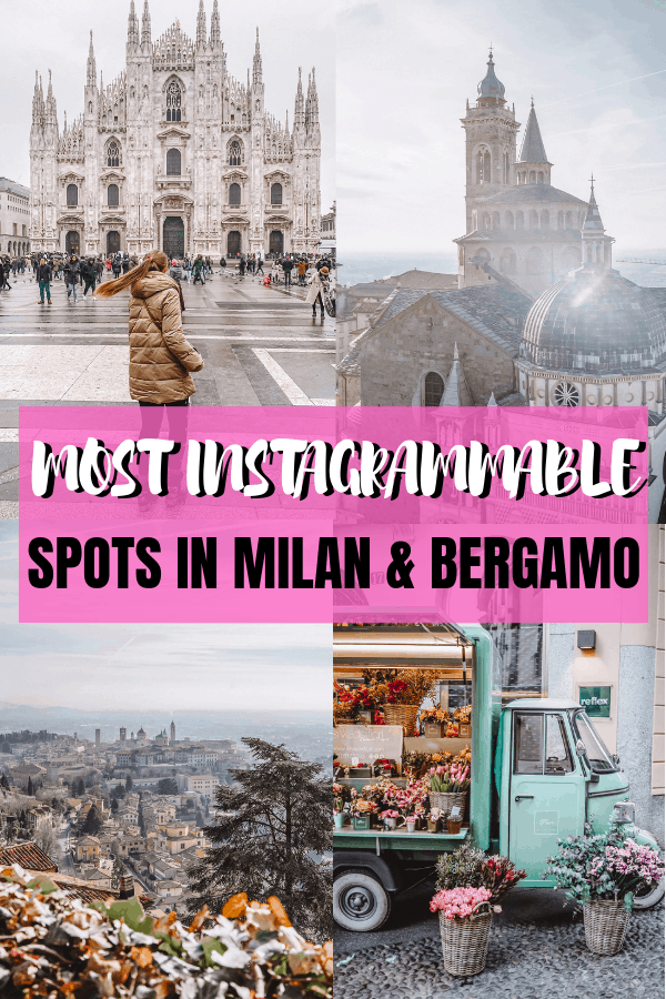 Instagrammable spots in Milan and Bergamo (2)