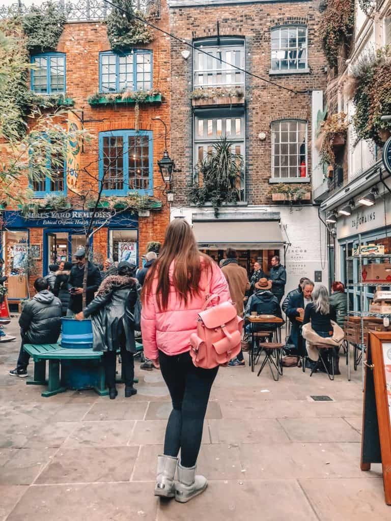 Most Instagrammable spots in Central London