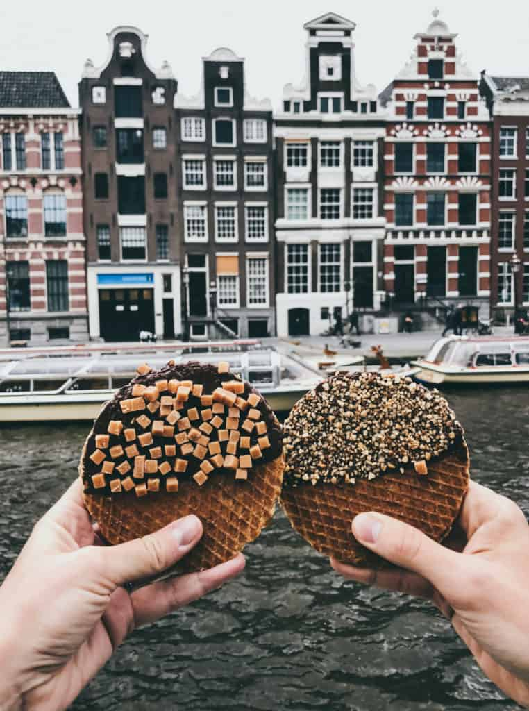 Blogger's guide to Amsterdam