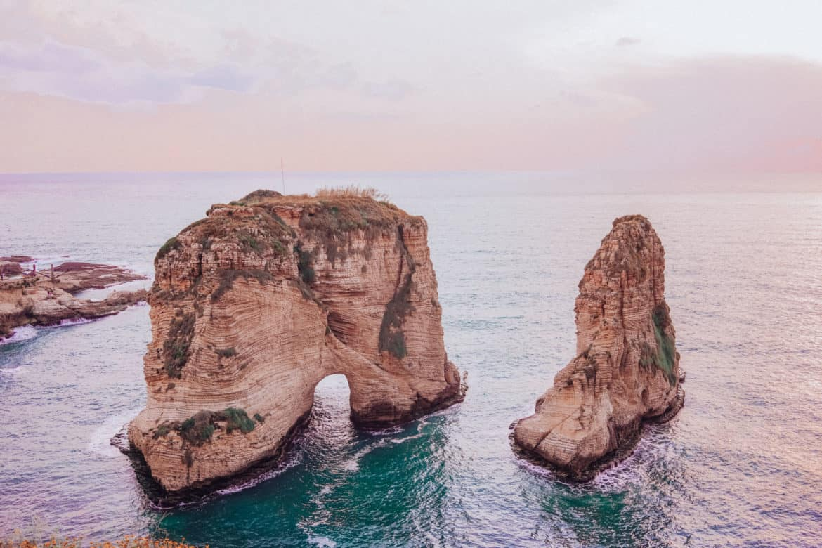 Most Instagrammable places in Beirut and Lebanon | Lebanon photo locations