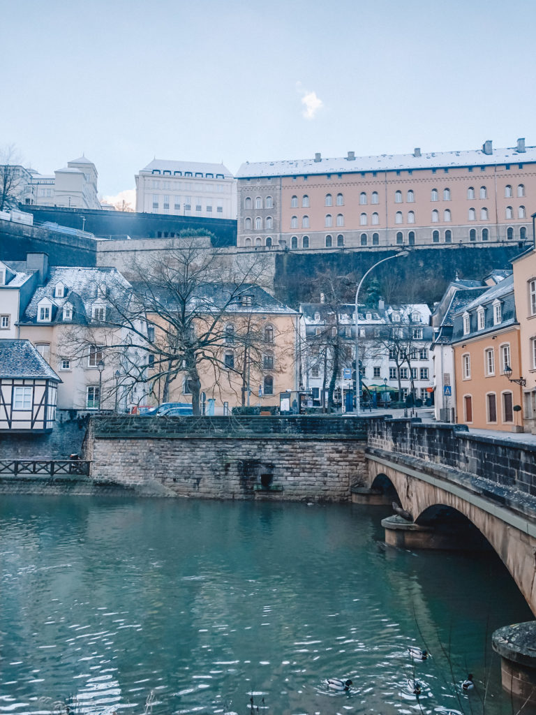 Best things to do in Luxembourg city in winter
