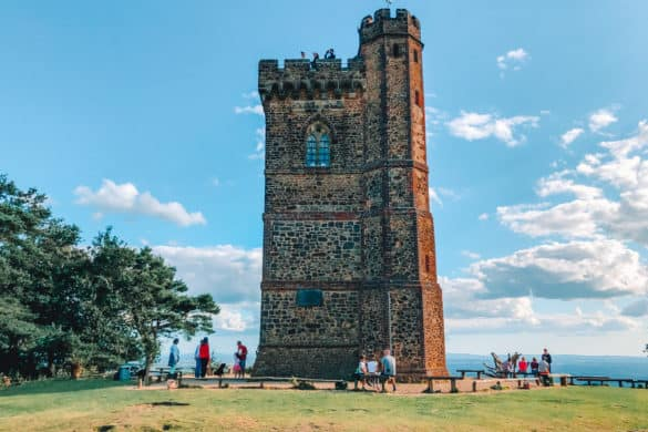 Amazing day hike near London: Dorking to Leith Hill | Surrey Hills AONB Hike