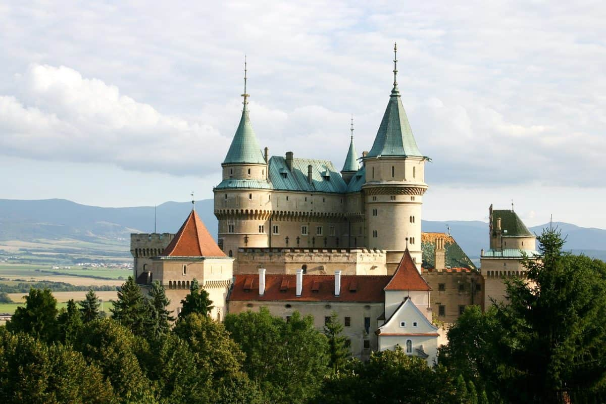 The best castles in Europe