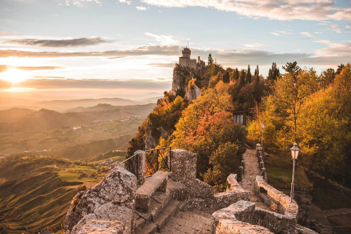 Most photogenic castles in Europe